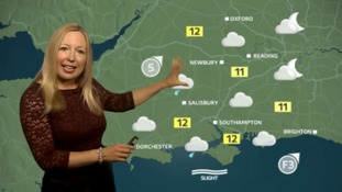 Philippa has the latest weather update for the west