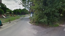 Park cordoned off as police investigate rape of 15-year-old