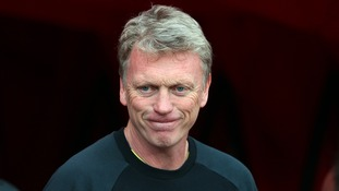 David Moyes: 'I think the players need to take responsibility'