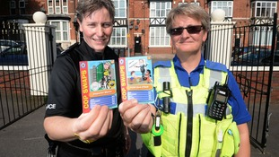 West Midlands Police has binned thousands of playing cards.