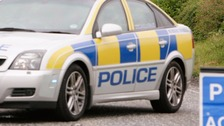 A two-vehicle crash has been reported in Lisburn.