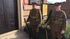 Memorial service to unveil Lance Corporal Norman Jackson's name