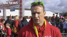 Richard Whitehead MBE hopes to inspire others.
