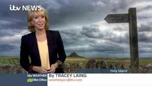 Sunday's weather forecast for the Tyne Tees region