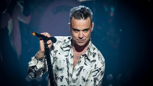 Robbie Williams announces new album in November
