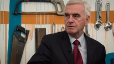 John McDonnell will promise 'interventionist' government