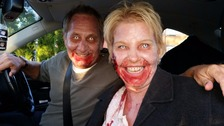 The Driving Dead: Police stop zombie actors after M62 panic call