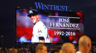 US baseball star José Fernández dies in boat accident aged 24