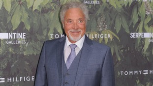 "Sir Tom Jones says singing ""is saving my life"" after losing wife Linda"