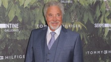 Sir Tom Jones says singing saved him after wife's death