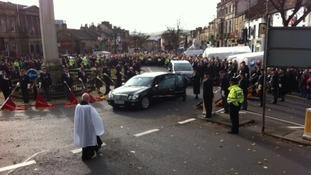 Funeral skipton thursby