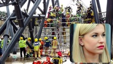 Smiler crash at Alton Towers