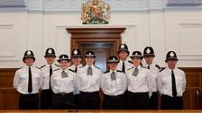 Special constables North Yorks