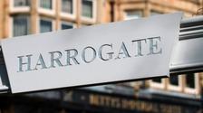 Harrogate sign