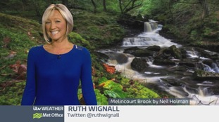 Wales Weather: A warning to start the week!