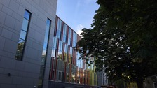 New Spring Lane teaching building.