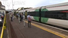 REPORT: Seaford's trains return but there's trouble down the line