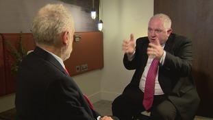REPORT: 'We can make in-roads in the Thames Valley' Corbyn tells Meridian