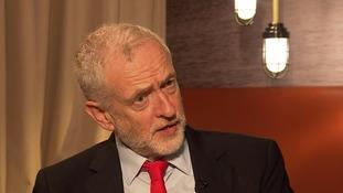 Corbyn and Khan Haven't Spoken Since the Mayor Backed Leadership Rival