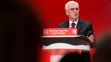 Labour's John McDonnell shouts his socialism