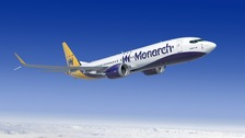 New investment for Luton based airline Monarch?