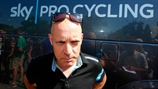 Brailsford defends Wiggins over use of triamcinolone