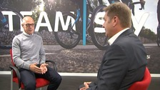 Team Sky boss Brailsford defends Wiggins over use of banned drug