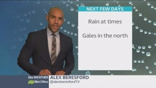 Tomorrow will start off rather grey and damp
