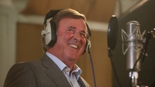 Veteran radio broadcaster Sir Terry Wogan died in January this year