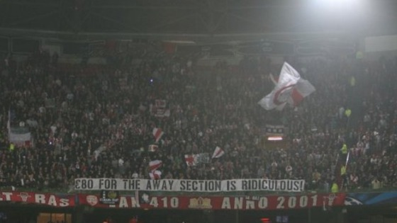 Ajax fans