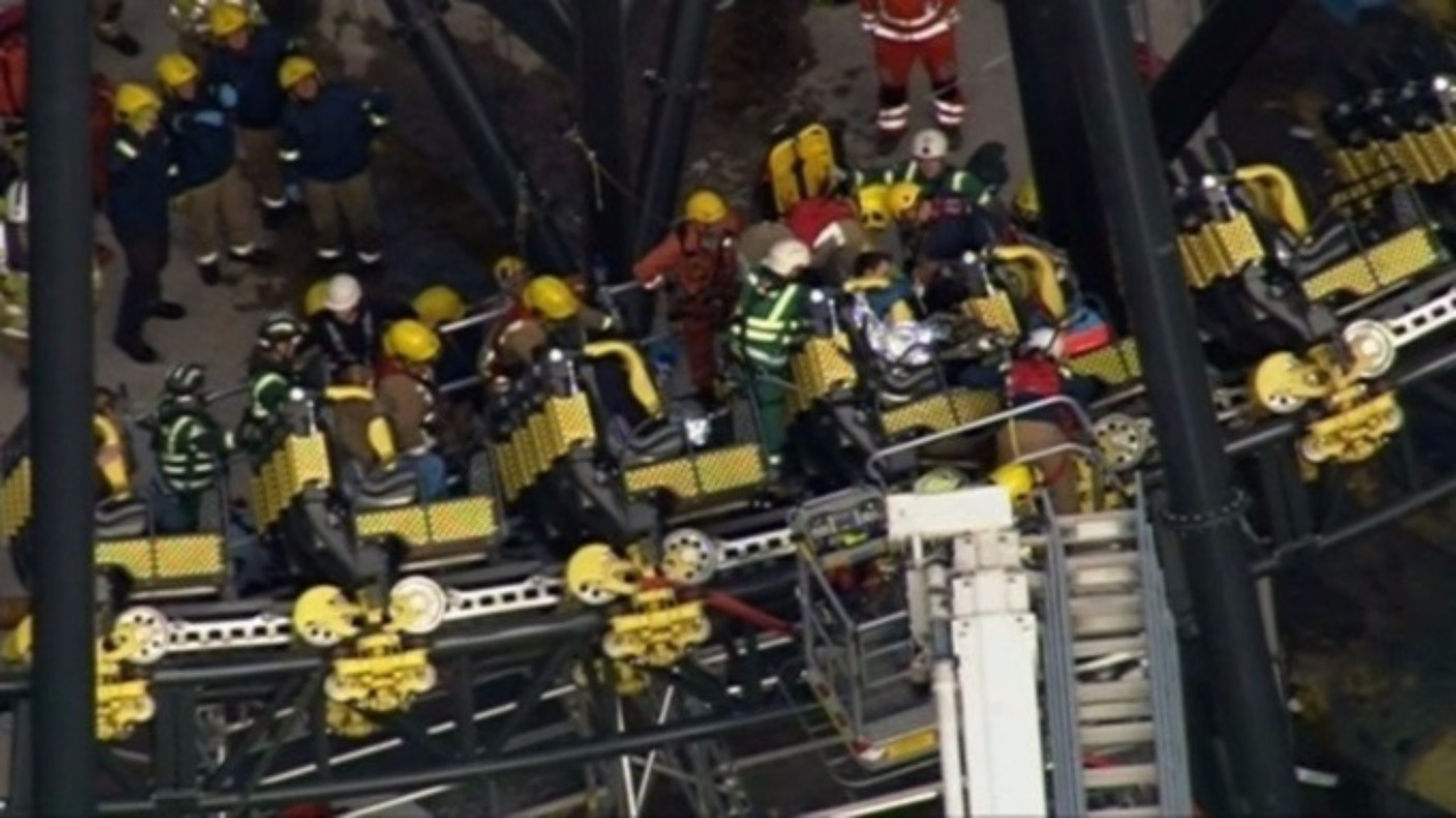 alton towers fined  u00a35 million for smiler crash