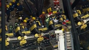 Alton Towers operator fined after admitting health and safety breaches which led to Smiler crash