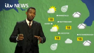 East Midlands Weather: Cloud and rain clearing