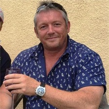53-year-old Jerry Daniell from Torquay died in hospital after his motorbike collided with a car on Shaldon Road