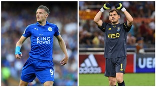 Leicester City v Porto