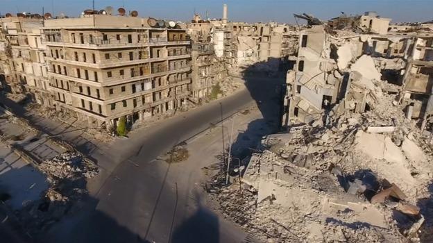 Aleppodrone