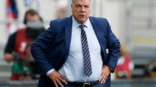 England manager Sam Allardyce pictured earlier this month.