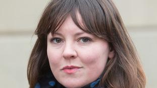 Glasgow East MP Natalie McGarry