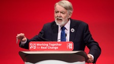 Paul Flynn Labour conference