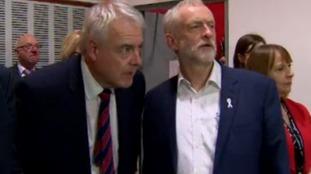 Carwyn/Corbyn Welsh night 2016