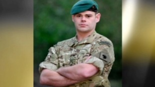 Corporal David O'Connor died from injuries he received while on patrol in Afghanistan.