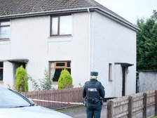 A post mortem is due on Wednesday on the body of a man found in Lisburn.