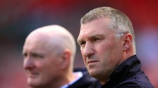 BREAKING NEWS: Derby manager Nigel Pearson has been suspended