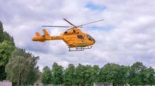 Lincs & Notts Air Ambulance shortlisted for prestigious award