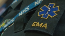 Ambulance service 'at breaking point' as threats rise