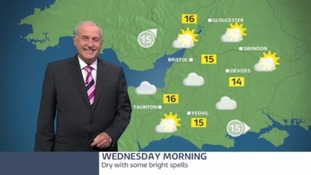 Dry with some bright spells