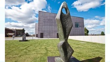 Famous Hepworth sculpture to take a Trinity Walk