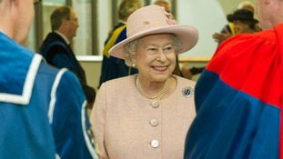 Picture Gallery: The Queen opens Essex academy
