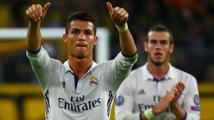 Champions League match report: Borussia Dortmund 2-2 Real Madrid
