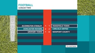League Two results